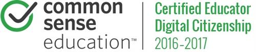 Common Sense 2016-2017 Certification